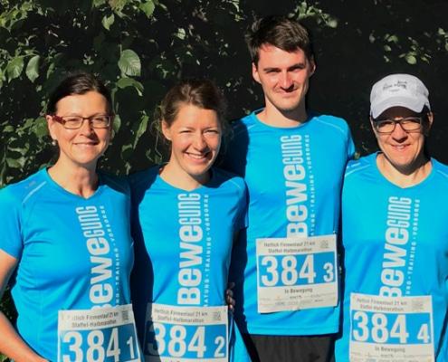 2019 ging das Team In Bewegung erstmalig an den Start von Run & Fun in Tuttlingen.
